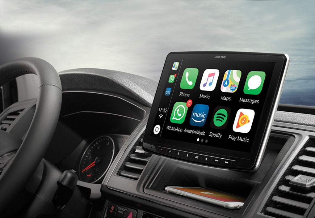 Apple CarPlay, slik fungerer det!